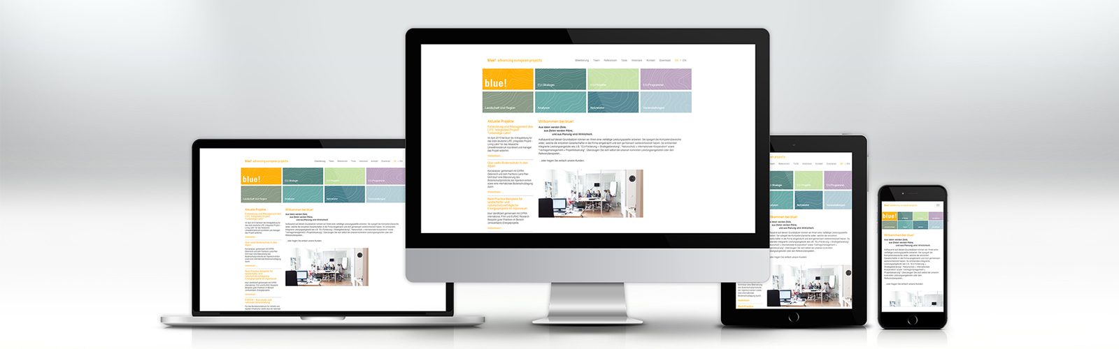 Webdesign Webseiten Homepage Responsive Design